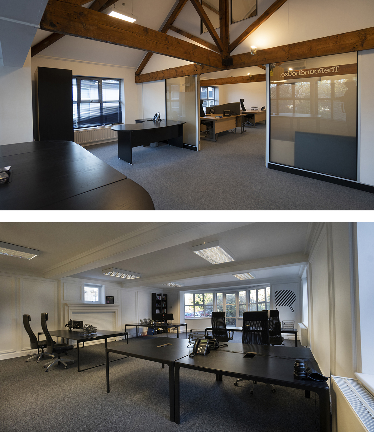 Shot of Self Contained Office Newcastle